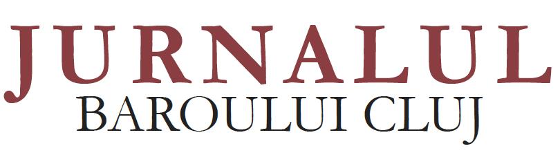 Jurnalul Baroului Cluj